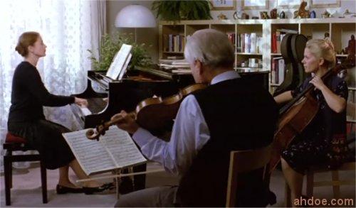Piano Trio D959 by Schubert